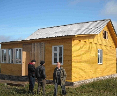 Строим жилье на селе