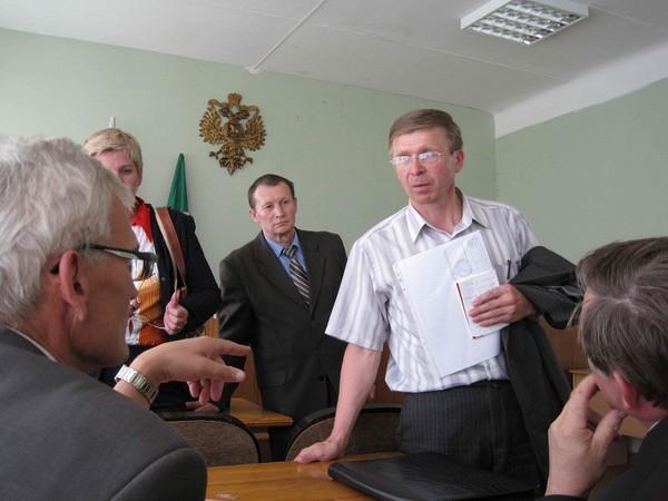 Белая холуница: межрайонный семинар по проблемам оборота земель сельхозназначения