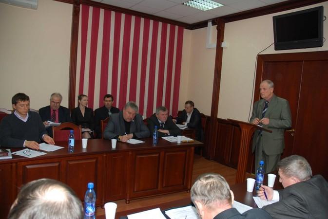 На заседании аграрного комитета