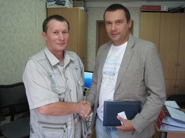 """Андрей алтынбеков: """"наша задача - способствовать качеству вашего молока"""""""
