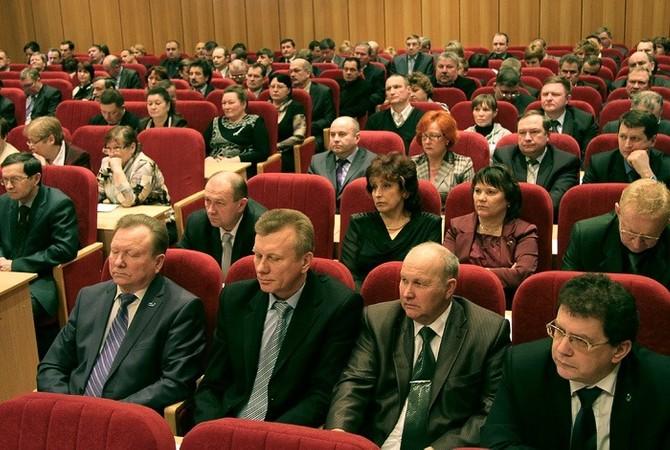 На расширенном заседании коллегии