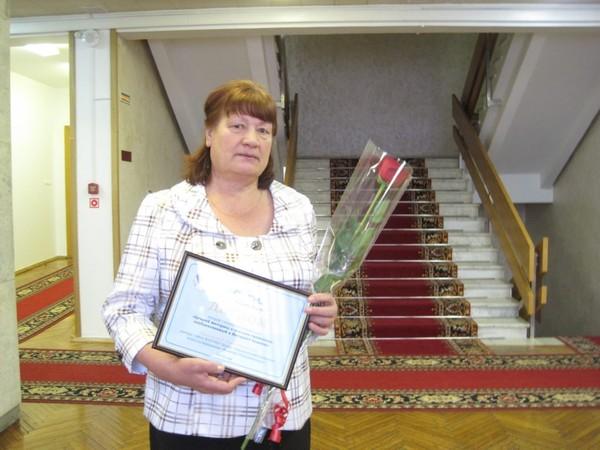 """Автор сайта """"клеверов нечерноземья"""" победила в областном конкурсе"""