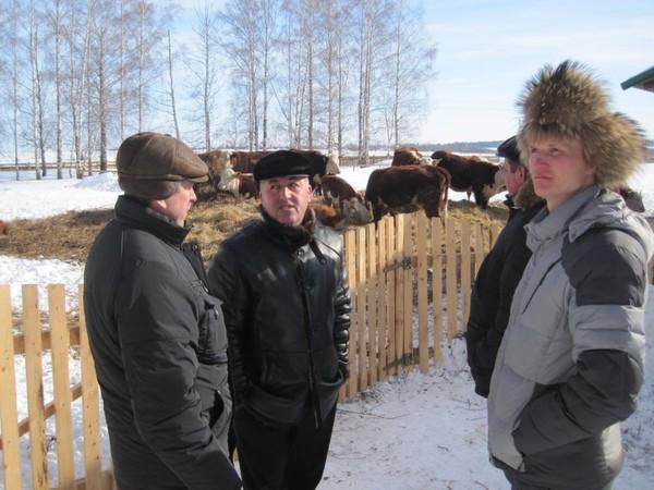 Из шабалино в яранск – за опытом