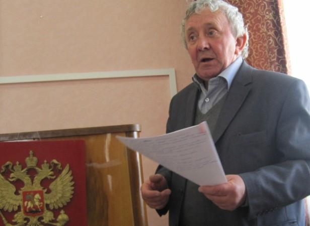 Грязнов александр васильевич