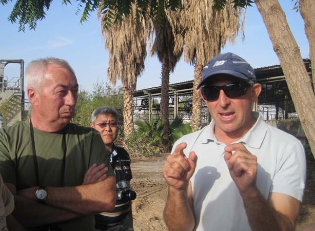 Как встречают в израиле