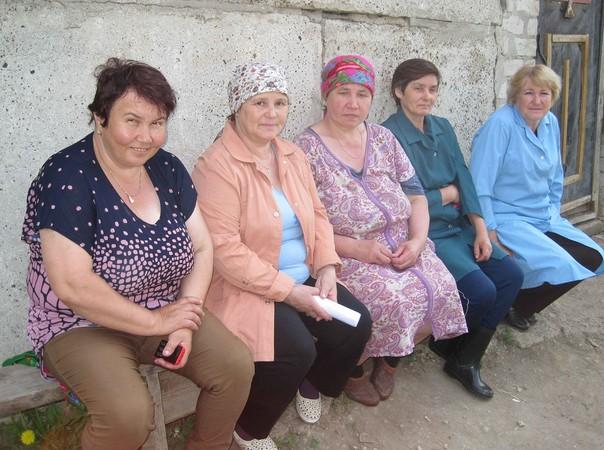 На учебе операторов машинного доения коров в спк ошаевский