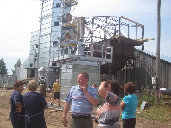 В «Ошаевском» заканчивается реконструкция ЗСК