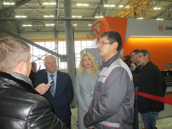 На Котельничском механическом заводе